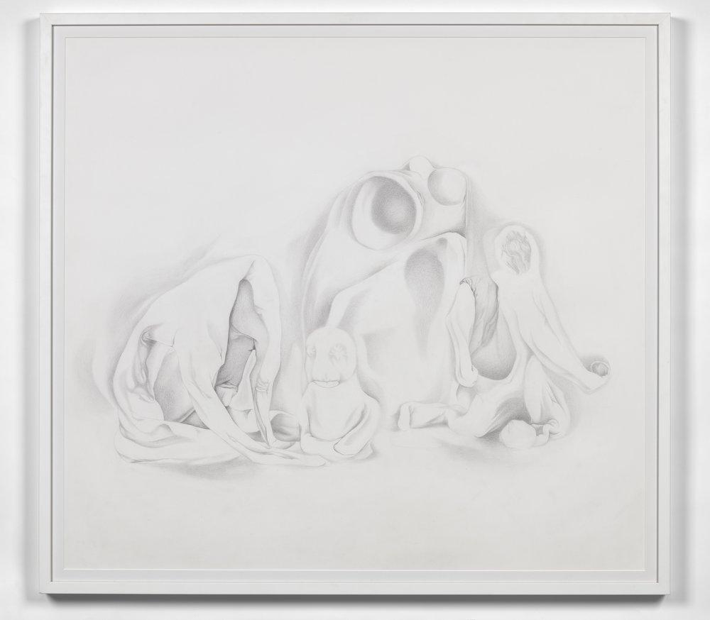 Drawing - Graphite - Artwork - Mariette Moor