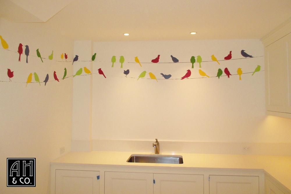 GIRL\'S ROOMS — AH & CO: Decorative Artisans