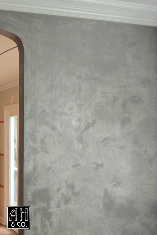 Metallic Room Surface Finishes Ah Amp Co Decorative Artisans