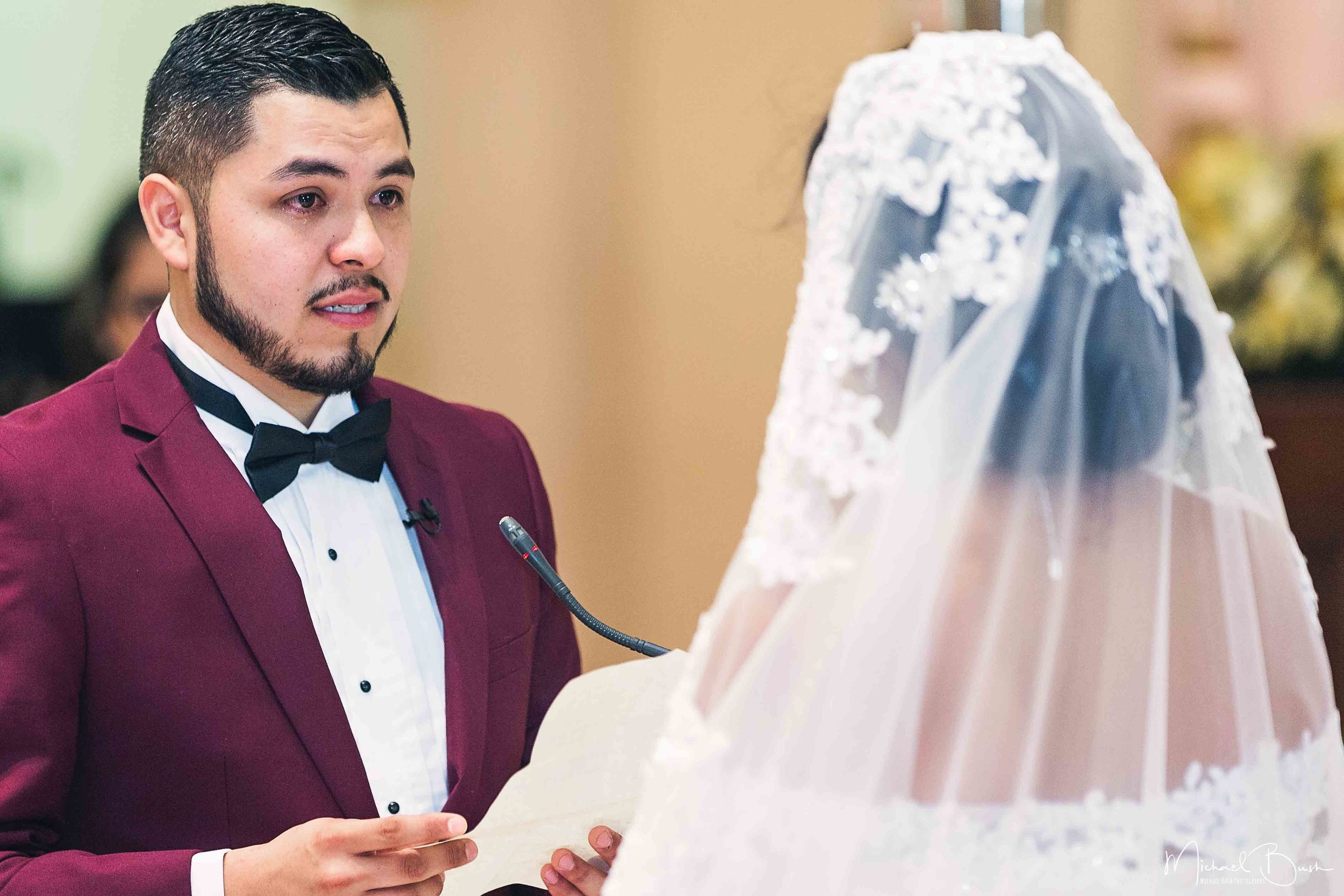Luis Mercedes Beautiful Fort Worth Weddingmichael Bush Photography