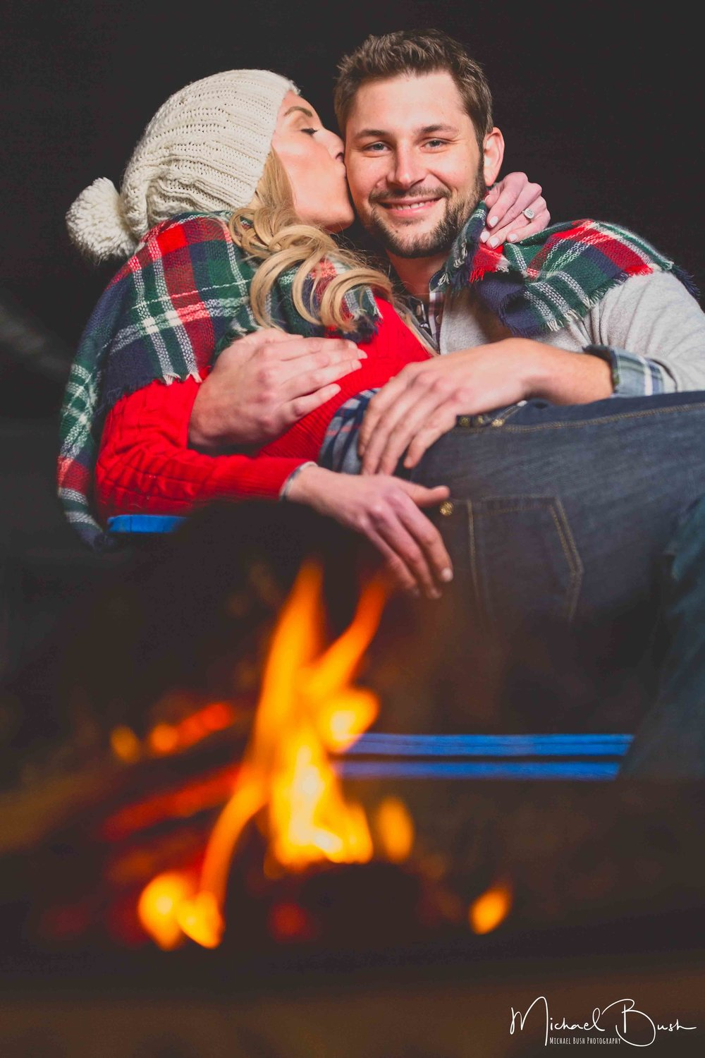 Dallas-Engagements-WhiteRockLake-Sky-DallasSkyline-love-cuddle-firepit-warm.jpg