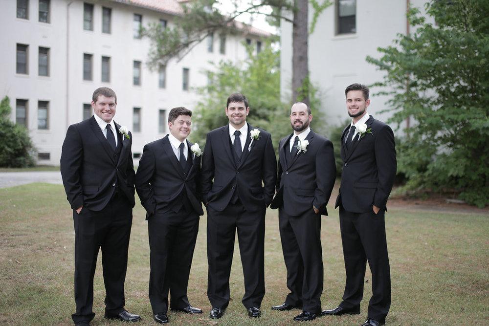 Clancy and Colton Alabama Wedding