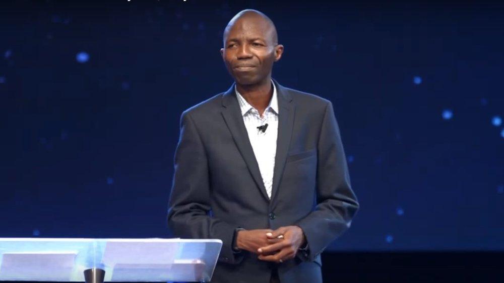 Pastor Emmanuel Olajitan (Director of Small Group)