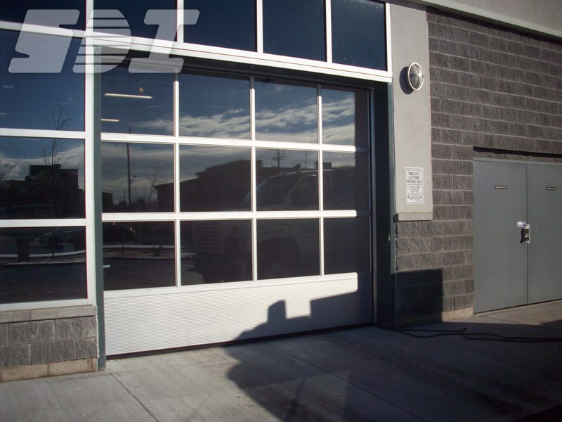 Aluminum Glass Door