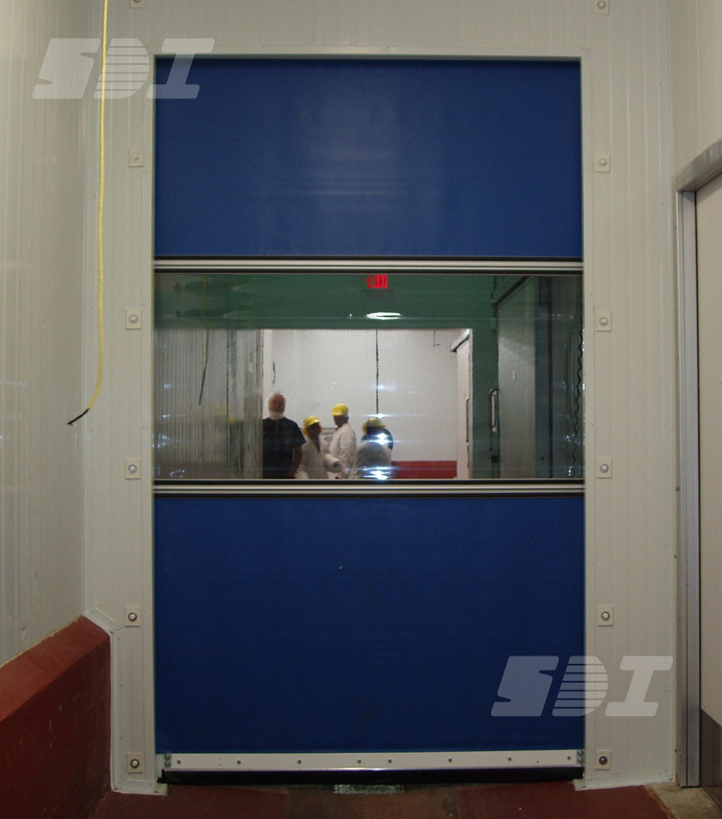 High Speed HS200 Fabric Door