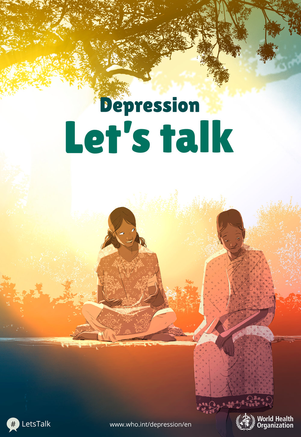 The Idea Behind Campaign Was To Address A Startling Rise In Depression Globally An 18 Increase Last Decade We Were So Lucky Be Colombo