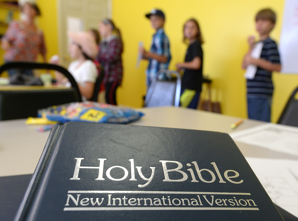 BIBLE BASED CURRICULUM