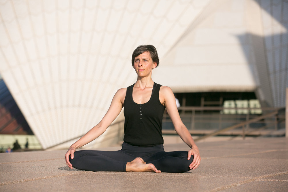 YOGA Strengthen body and mind.