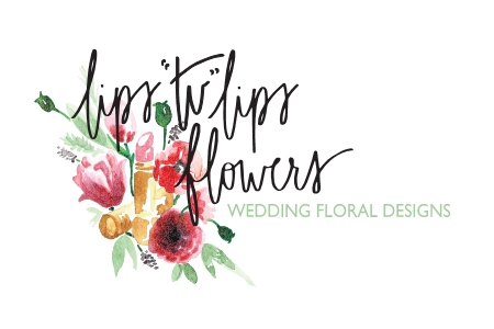Lips Tulips Flowers Wedding Floral Designs