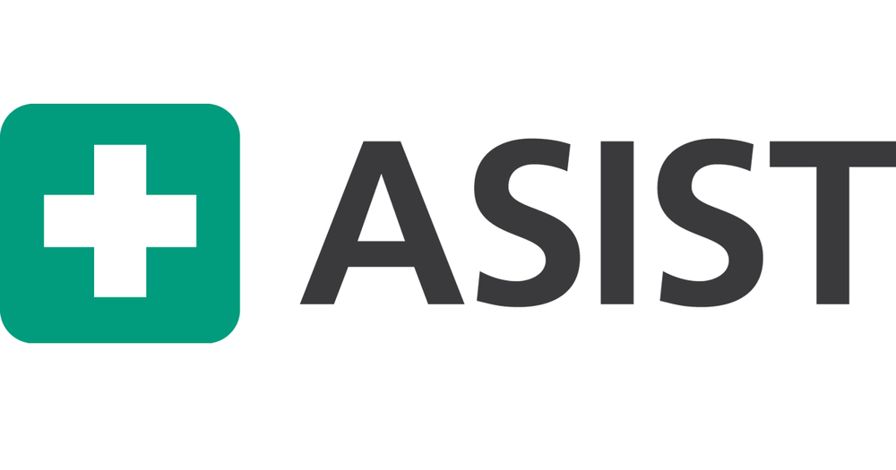 ASIST  is a two-day interactive workshop in suicide first aid. ASIST teaches participants to recognize when someone may have thoughts of suicide and work with them to create a plan that will support their immediate safety.