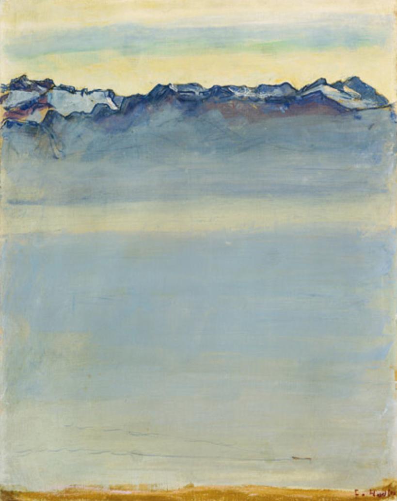 057 Hodler. Gener See mit Savoyer Alpen 1907.jpg