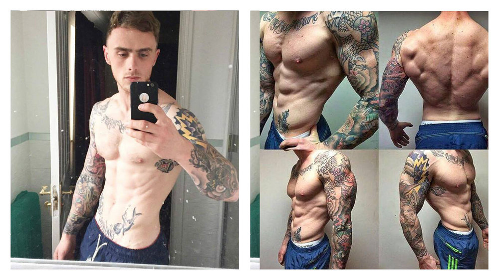 Body Transformation Results | Body Composition Specialist | Coach Jake Carter, UK