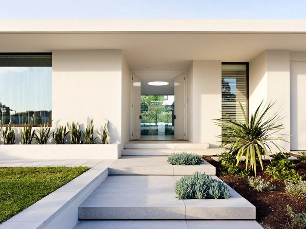 Modern House Colours Australia Modern House