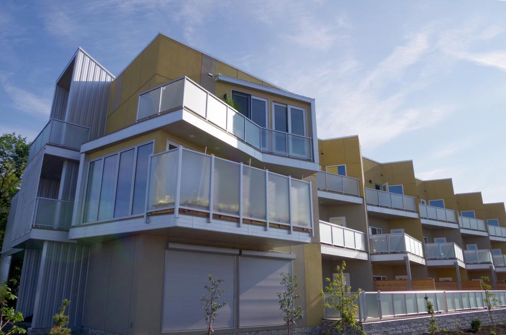 Grovenor Condominiums, Edmonton. Alberta, Canada.