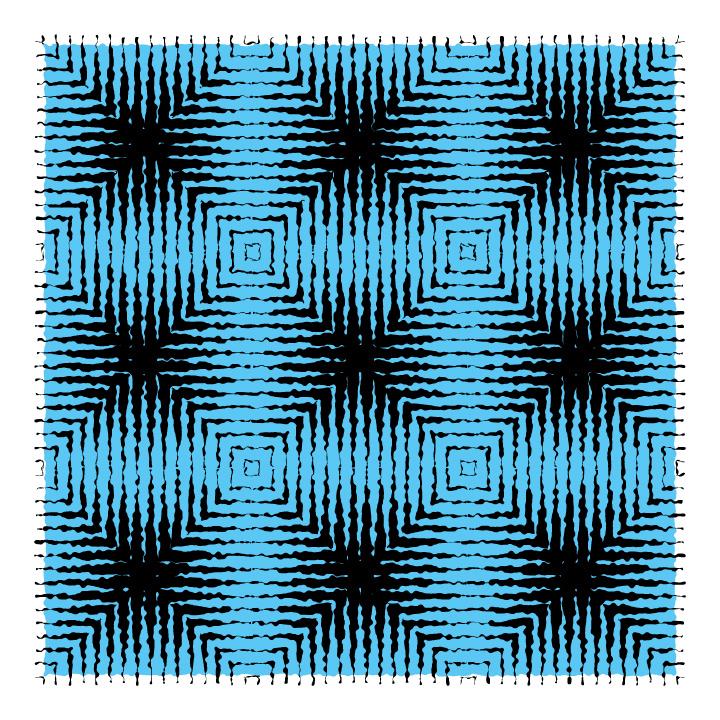 Blue Mat