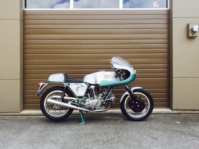 1974 Ducati 750 SS Super Sport