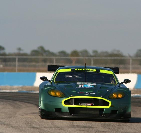 Bell Motorsports Aston Martin DBR9