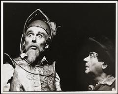 Richard Kiley as Don Quixote de La Mancha