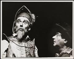Richard Kiley as Don Quixote de La Mancha