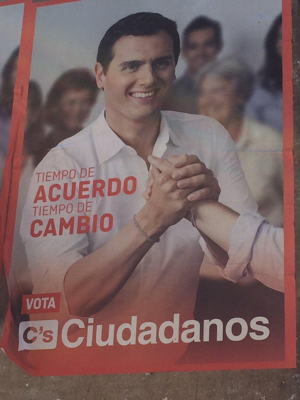 National campaign poster