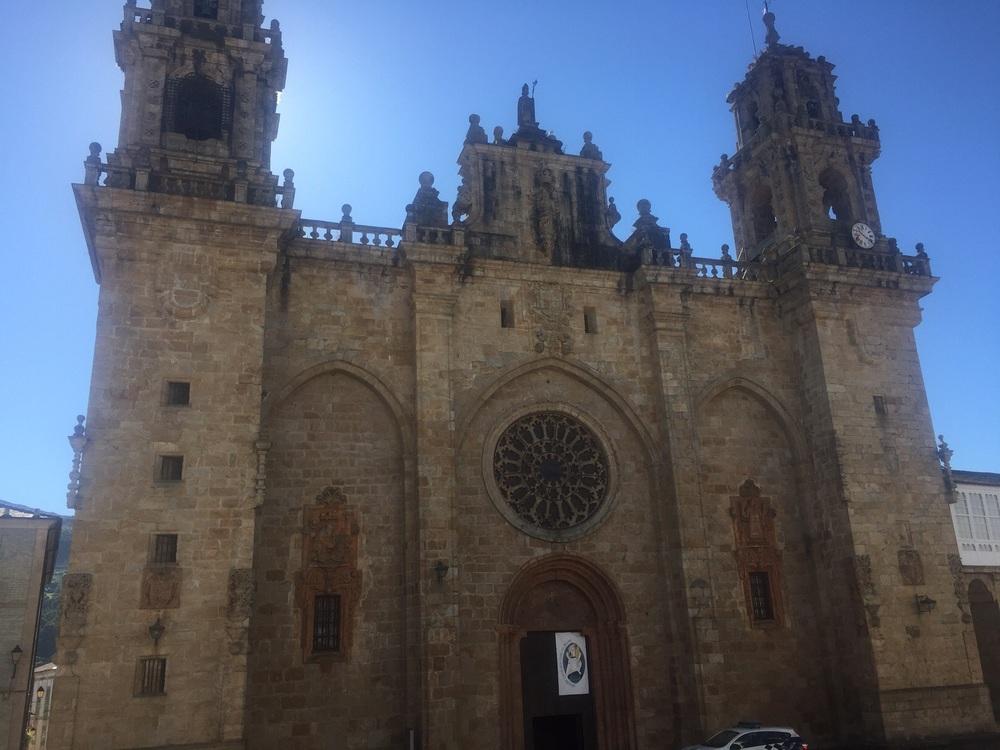Cathedral Mondonedo