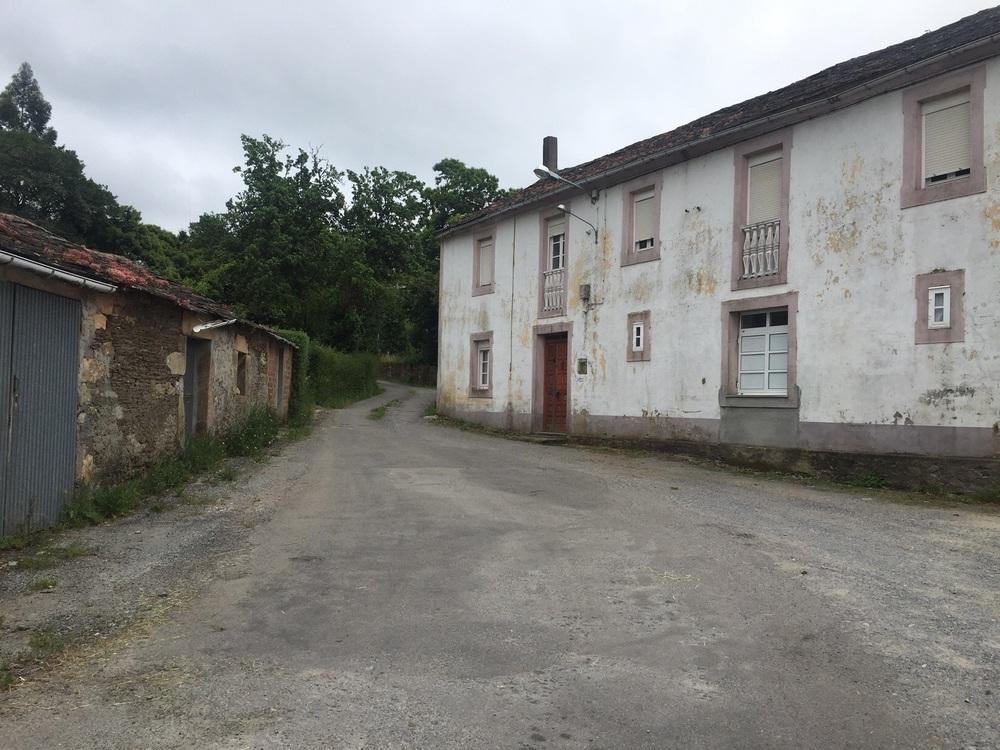 Empty village