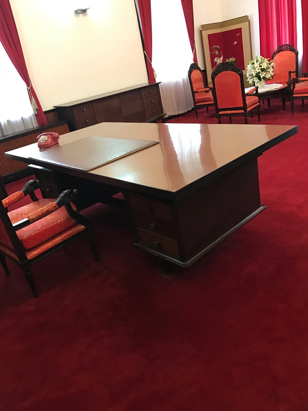 Desk of the President of South Vietnam