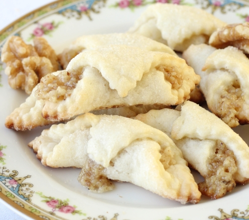 Hungarian cookies like Aunt Betty's
