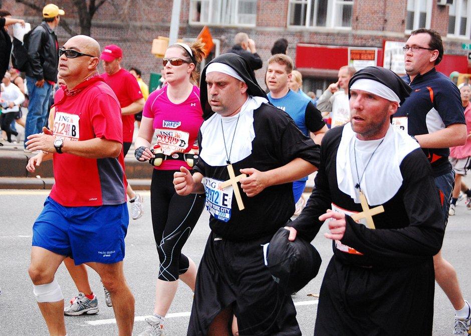 NYC Marathon 2017