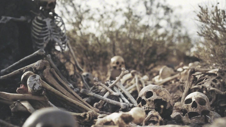 Dem bones, dem bones, dem dry bones  — Jim Mayzik SJ Everything Matters