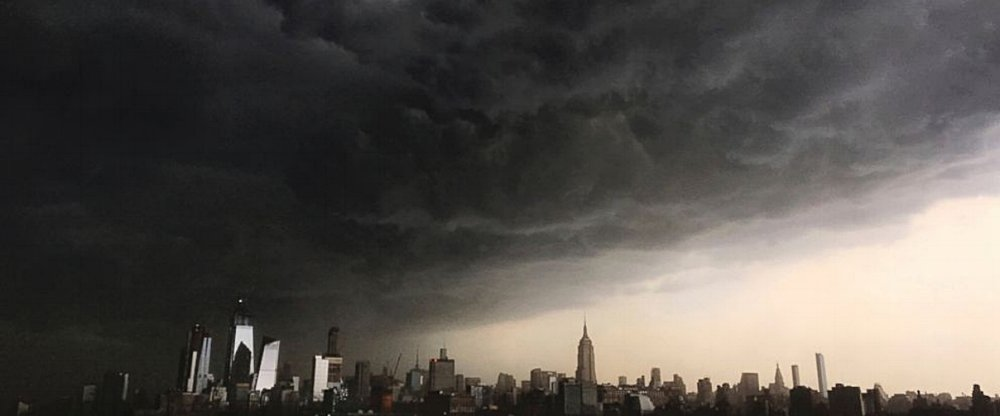 The storm that brought a tornado to Connecticut last Tuesday.