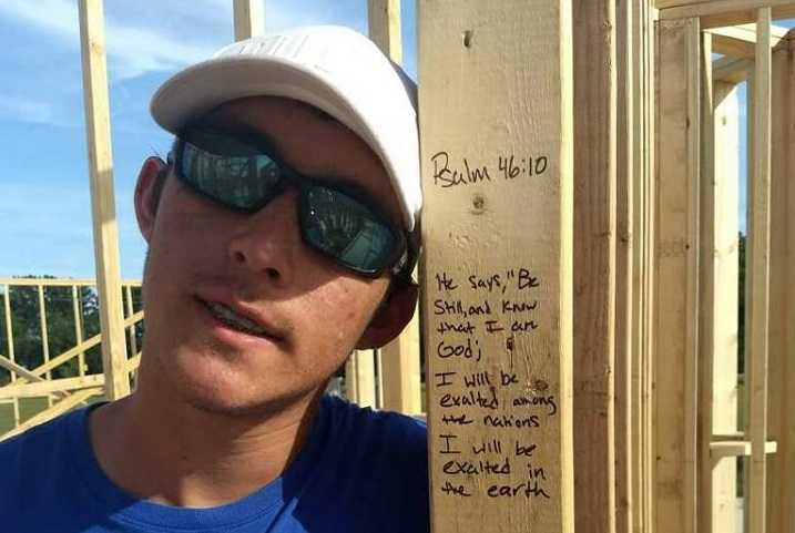 Christian Garcia, 14, victim of Sante Fe High School shooting.