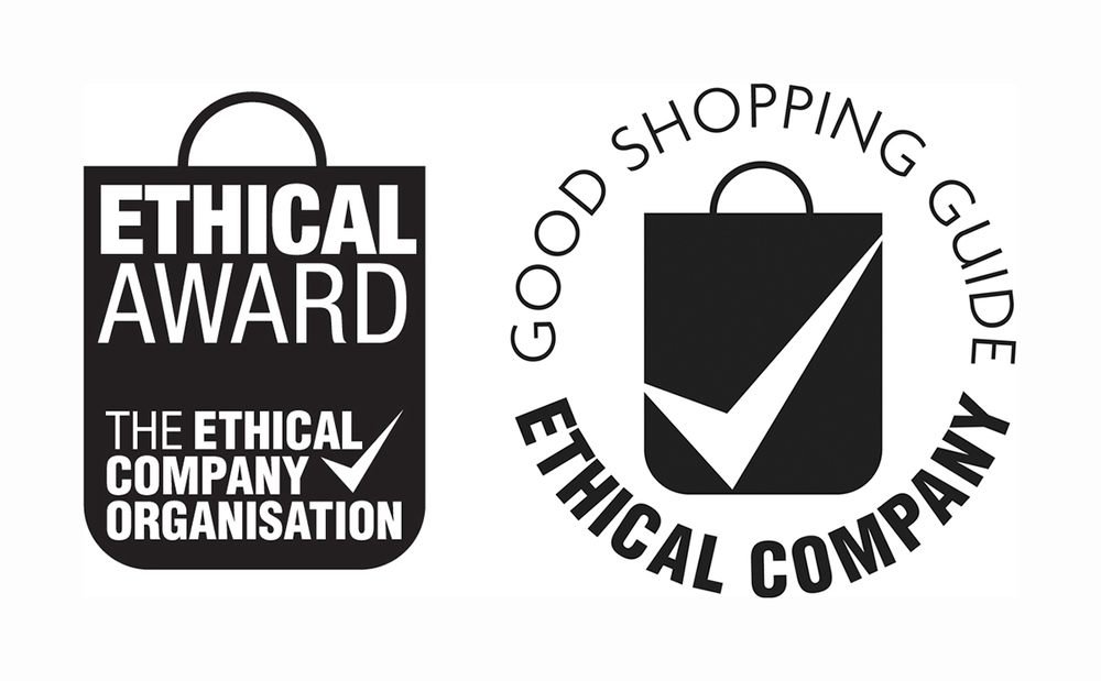 Look for The Good Shopping Guide's ethical accreditation