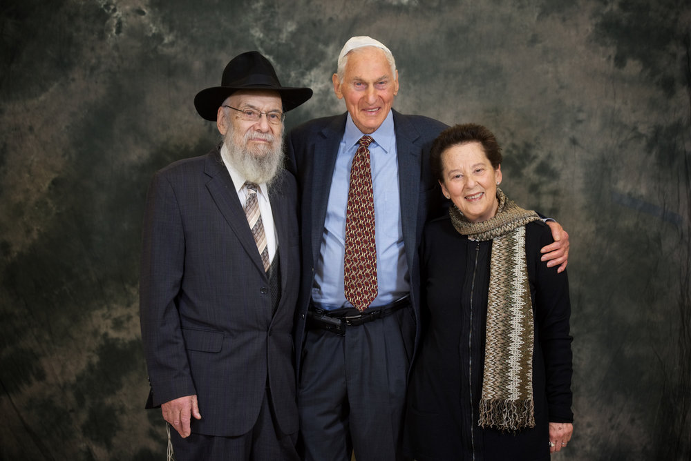 90th Birthday for Rabbi Edelman