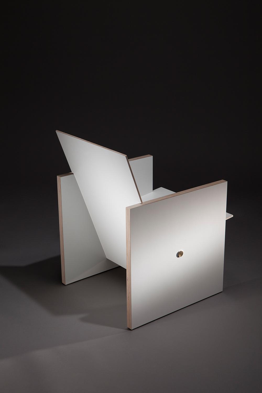 Chair, design Mikko Paakkanen