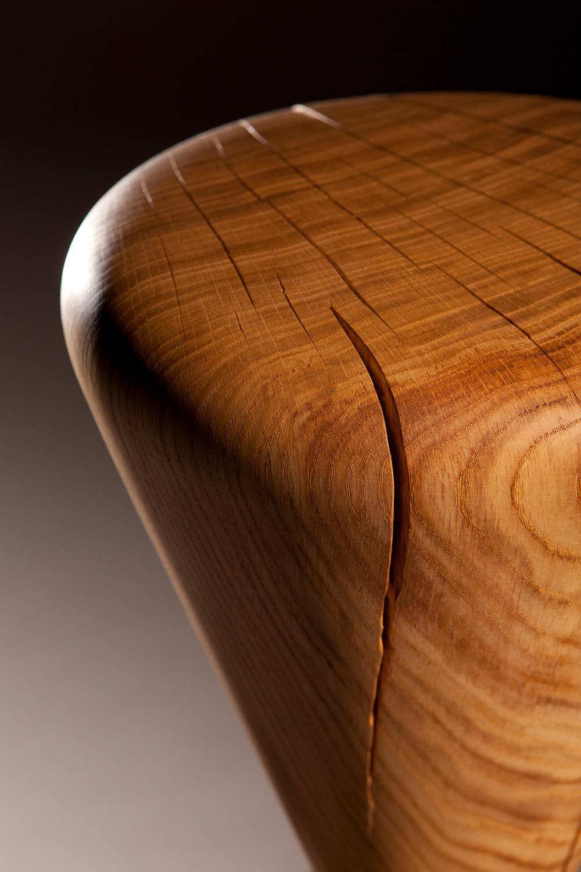 """""""Oak Stool"""", design Mikko Paakkanen"""