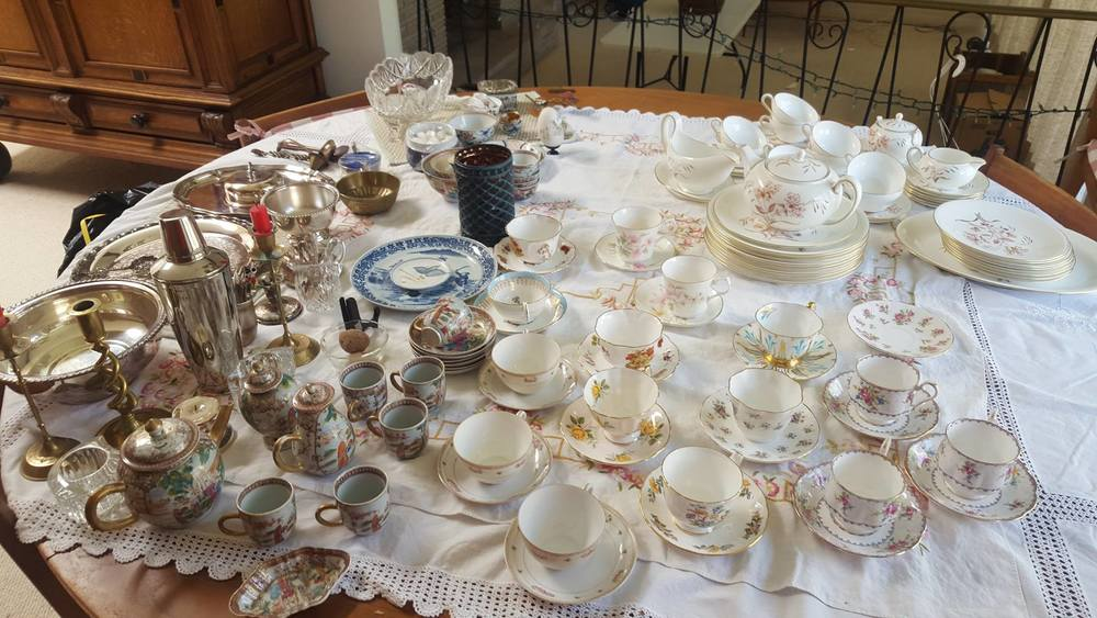 PREPARING FOR AN ESTATE SALE
