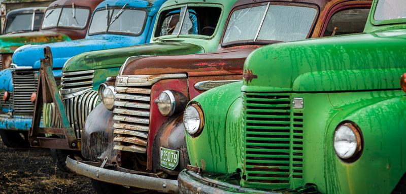 """Vintage"" cars"