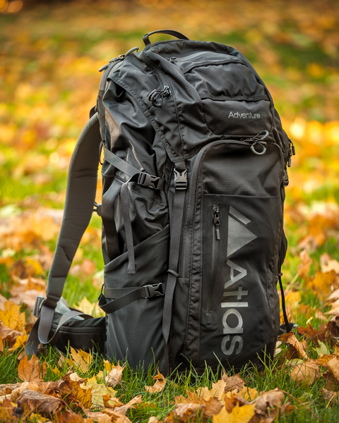534567edc79b Atlas Packs Adventure Backpack Review-In Search of the Holy Grail ...