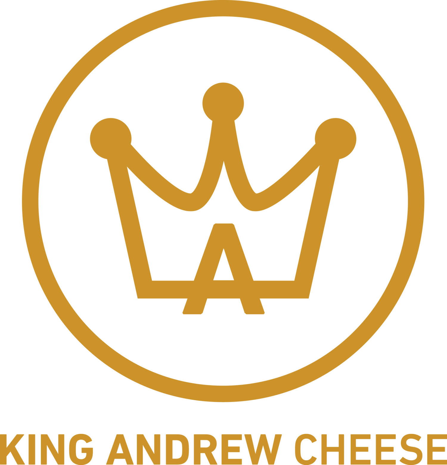KING ANDREW CHEESE