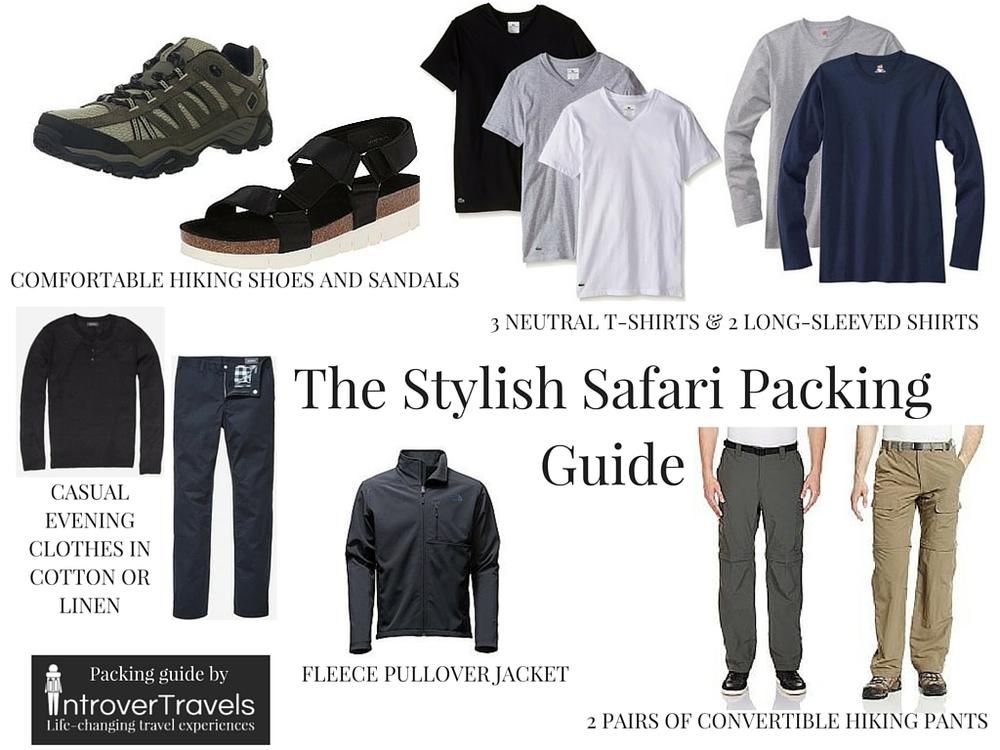 Ultimate Safari Packing Guide