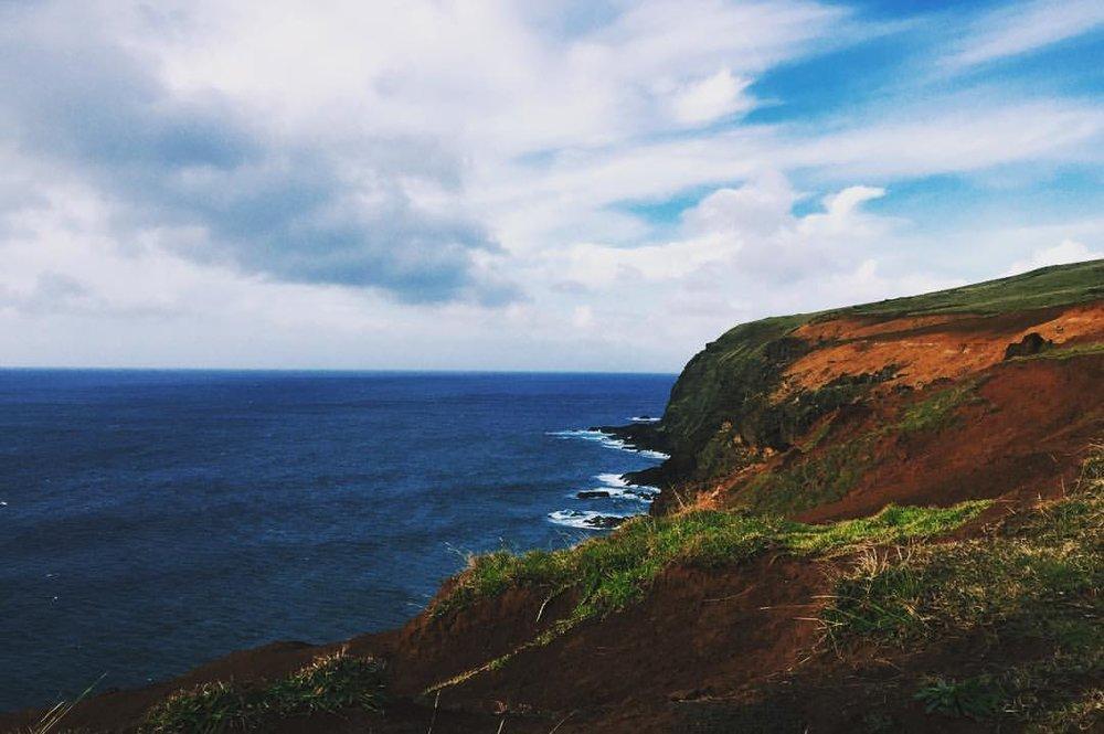 Rapa Nui Coast