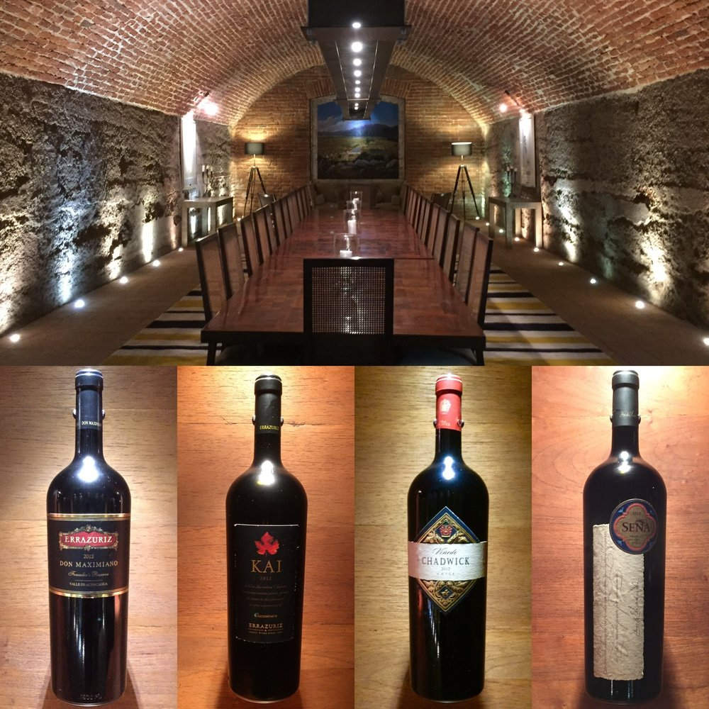Viña Errazuriz holds a few bottles especially dear. IntroverTravels can arrange a private walk-through of the cellar, with details of the fascinating history behind each.