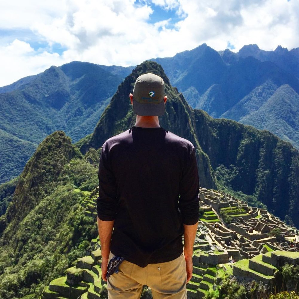 IntroverTravels at Machu Picchu