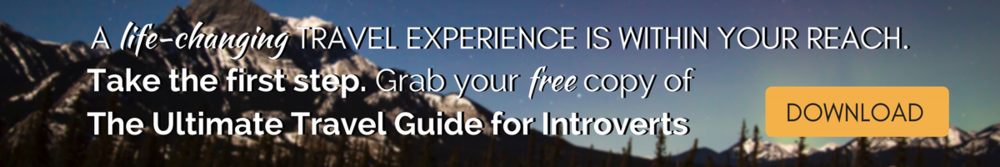 Ultimate Travel Guide for Introverts by IntroverTravels