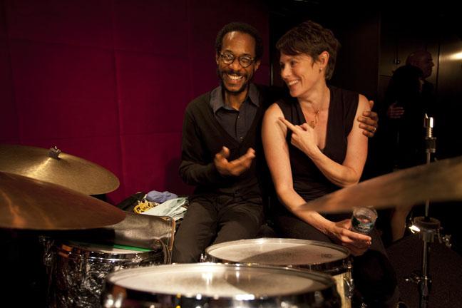 Brian Blade  (Jazz Standard, NYC)