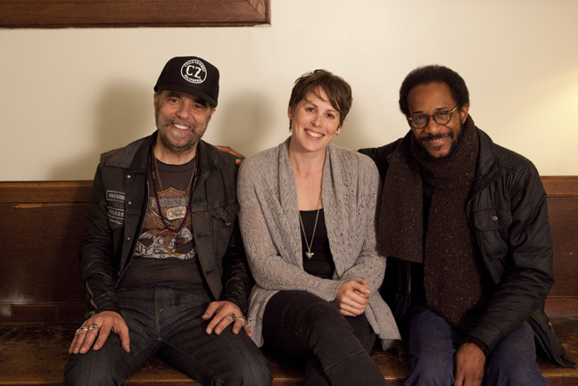 Daniel Lanois + Brian Blade  (Masonic Temple - Brooklyn, NY)