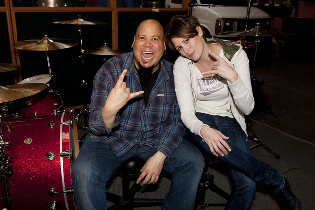 Abe Laboriel Jr.  (Drum Doctors - Los Angeles, CA)