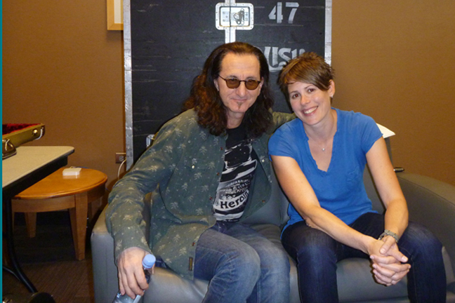 Geddy Lee  (Pepsi Center - Denver, CO)