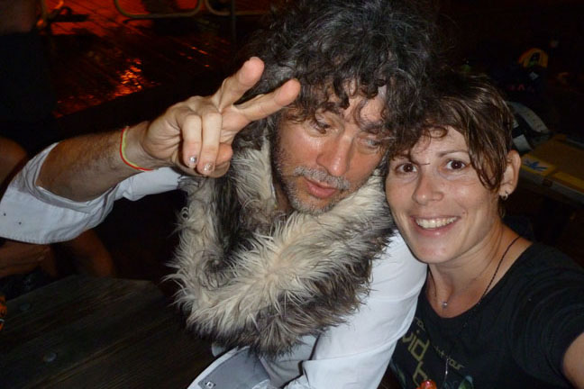 Wayne Coyne  (Jones Beach, NY)